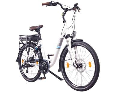 Bicicleta eléctrica greencity Carrefour