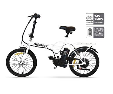 Bici eléctrica evo road Carrefour