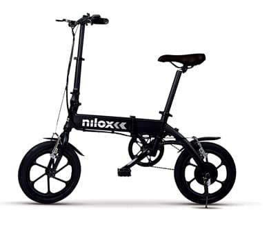Bicicleta eléctrica nilox Carrefour