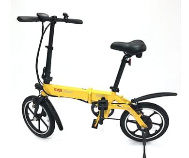Bicicleta eléctrica evo urban Carrefour